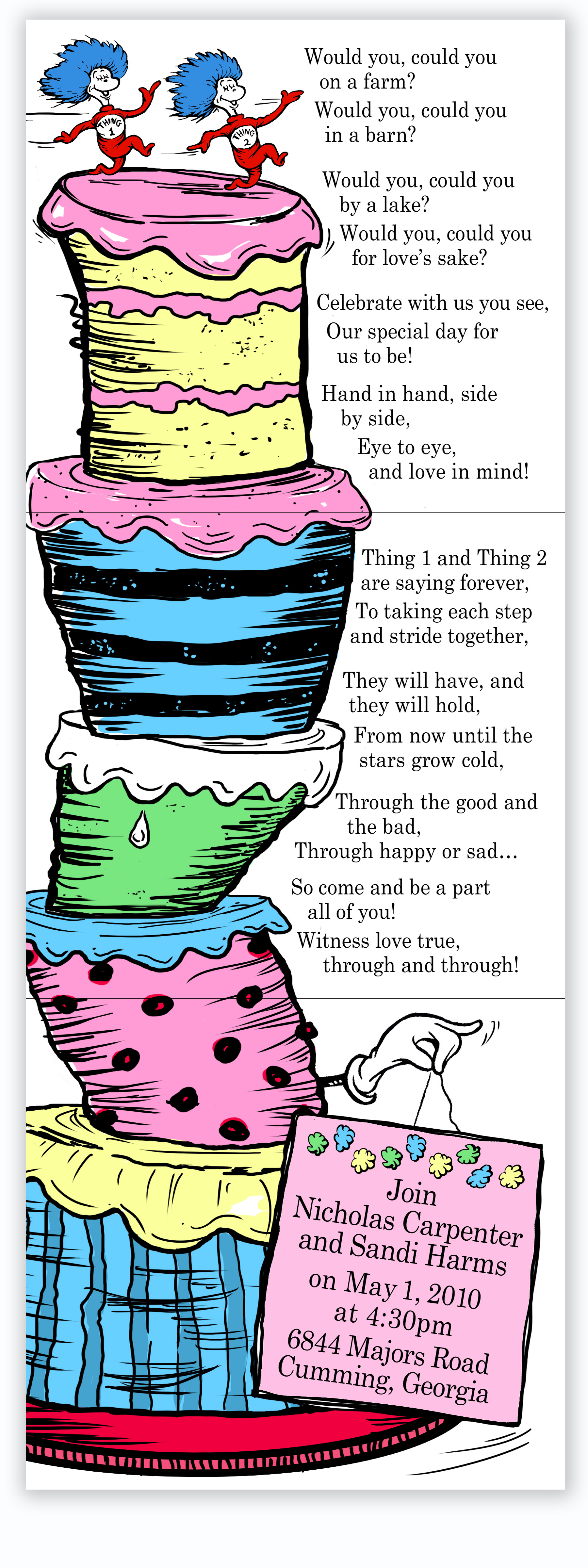 dr suess bibliography